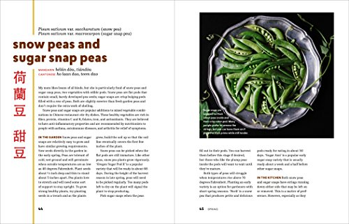 the chinese kitchen garden growing techniques and family recipes from a classic cuisine