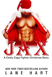 Jax: A Cocky Cage Fighter Christmas Story