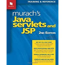 Murach's Java Servlets and JSP, 2nd Edition by Andrea Steelman, Joel Murach 2nd (second) edition [Paperback(2008)]