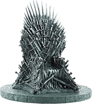 Game Of Thrones Iron Throne Mini Replica Amazon De Spielzeug