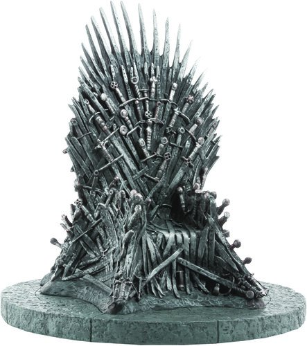 "Game of Thrones: Iron Throne 7"" Replica"