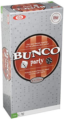 Play Bunco Dice Game (Ideal Bunco Party Ultimate Dice Game)