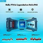 """Telephone Incassable, Blackview® BV9700 Pro Smartphone Débloqué 4G (5.84"""", 6Go+128Go, 16/8MP+16MP, Android 9.0, Helio P70) Telephone Portable Incassable, Caméra Vision Nocturne/Fréquence Cardiaque 7"""