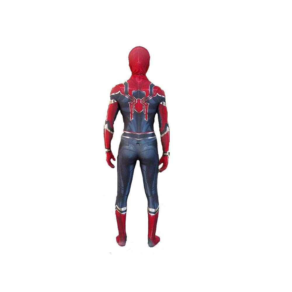Cosplay Disfraz Iron Spider-Man: Amazon.es: Ropa y accesorios