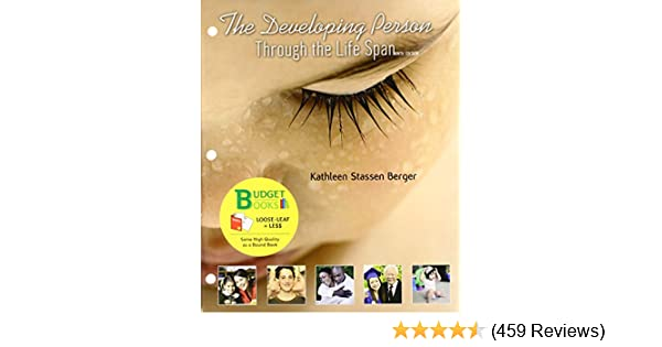 Amazon the developing person through the life span 9th edition amazon the developing person through the life span 9th edition 9781464139796 kathleen stassen berger books fandeluxe