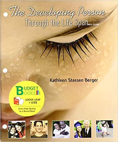 Amazon the developing person through the life span 9th edition amazon the developing person through the life span 9th edition 9781464139796 kathleen stassen berger books fandeluxe Choice Image