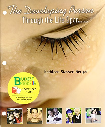 The Developing Person Through the Life Span, 9th Edition