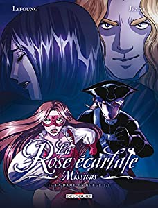 "Afficher ""La rose écarlate : missions n° 4<br /> La dame en rouge"""