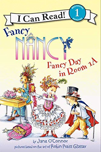 Costumes Starting With S And P (Fancy Nancy: Fancy Day in Room 1-A (I Can Read Level 1))