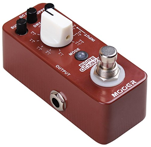 Mooer Audio Pure Octave, Multi-mode Clean Octave by Mooer Audio