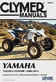 Clymer Manuals Yamaha YFZ450 & YFZ450R 2004-2013