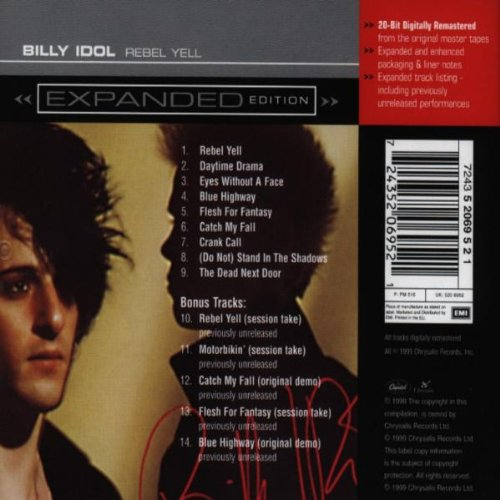 Rebel Yell [Expanded Edition]