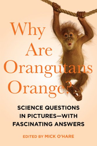 Why Are Orangutans Orange?: Science Questions in Pictures - with Fascinating - O Hare Are