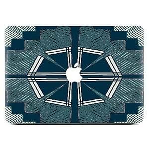 "Tqie The Lines Decorative Skin Sticker Set for MacBook Air , 11.6"""