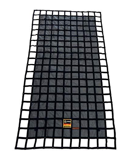 (Gladiator Trailer Cargo Net - Heavy Duty Trailer Cargo Net - (MUT-100) - 7.3' x 13.3' (for 6x12 ft Trailers) )