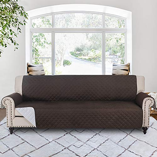 Fantastic Details About Rhf 100 Waterproof Cover For Extra Wide Couch Sofa Oversized Sofa Chocolate Pabps2019 Chair Design Images Pabps2019Com