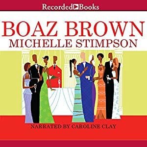 Boaz Brown Audiobook