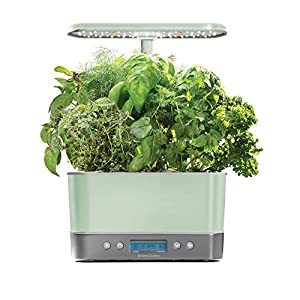 AeroGarden Harvest Elite - Stainless Steel 16