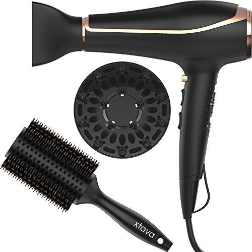 xtava-Double-Shine-Ionic-Hair-Dryer
