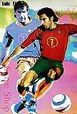 J-0855 Luis Figo -Soccer Football Poster Size 24