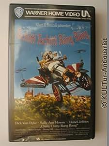 Chitty Chitty Bang Bang [VHS]