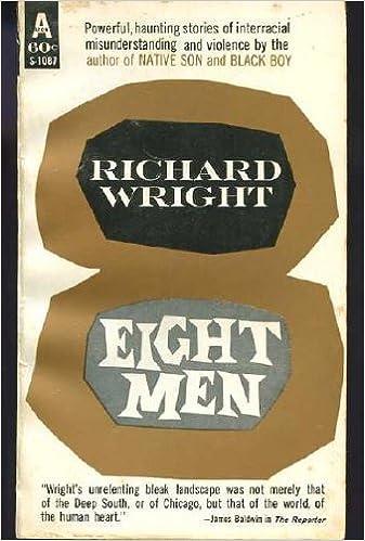 Eight men classic reprint series richard wright 9780938410393 eight men classic reprint series richard wright 9780938410393 amazon books fandeluxe Images