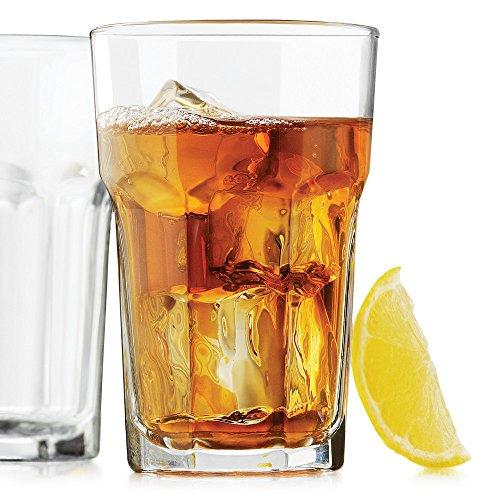 Libbey 15237 Gibraltar DuraTuff 10 oz Beverage Glass , SET