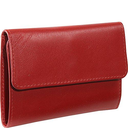 Derek Alexander Slim Wallet, Zip Change ()