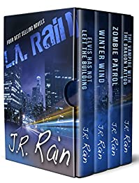 L.a. Rain by J.R. Rain ebook deal