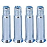 15pcs Inline Skate Axle, Wheel Screw Bolt Fittings Inline Skating Replacement (35mm)