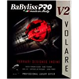 Babyliss Pro Nano Titanium Dryer Volare V2 Black