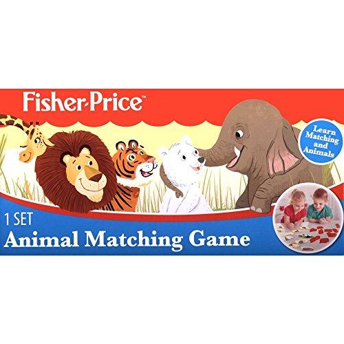 Fisher-Price Animal Matching Game