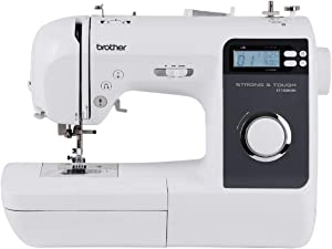 Brother ST150HDH Sewing Machine, Strong & Tough, 50 Built-in Stitches