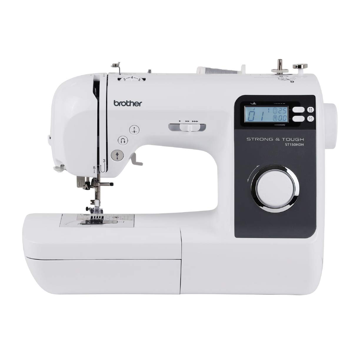 Best Strong and Tough:Brother ST150HDH Sewing Machine