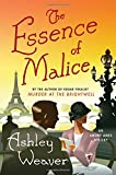 essence of malice the an amory ames mystery