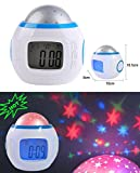 Best Doctor Who Projection Alarm Clocks - Music Alarm Clock with Sky Star Night Lighting Review