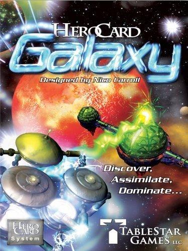 HeroCard Galaxy by TableStar Games (Tablestar Games)