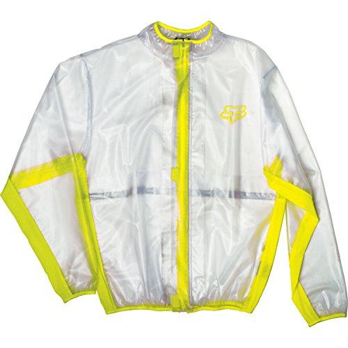 Motorcycle Jacket Yellow - 8