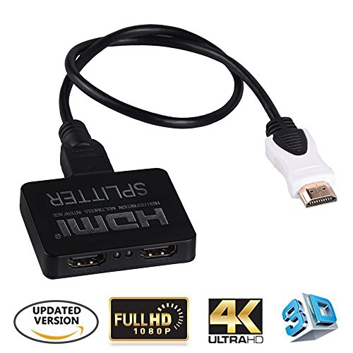 Where to find hdmi splitter dual screen?