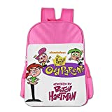 The Fairly OddParents School Backpack Bag