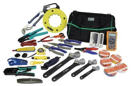 Telecom and Cable Install Kit by Distributed By MCM