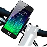 Koomus BikeGo 2 Universal Smartphone Bike Mount Holder Cradle for all iPhones and Android Devices