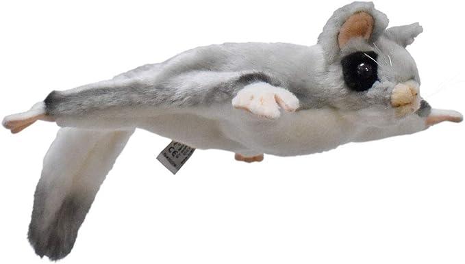 22cm Hansa Grey Sugar Glider