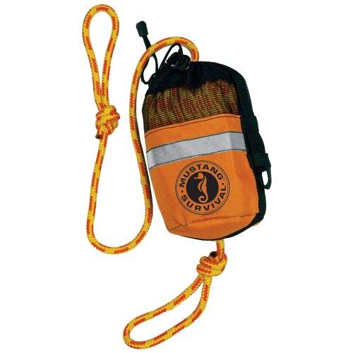 Mustang Rescue Throw Bag, Orange Rescue Bag
