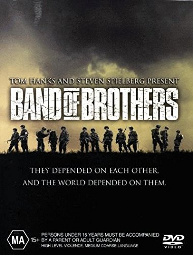 Band of Brothers DVD (HBO TV Mini Series): Amazon.es: Cine y ...