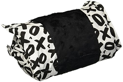 nt Car Seat Handle Cushion, XOXO, Blk/Wht ()