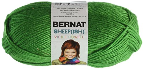 (Spinrite Sheep(ish) Yarn by Vickie Howell, Emerald(ish))