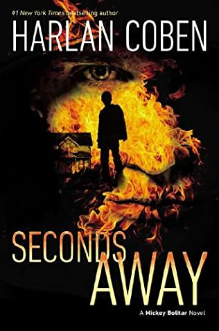 book cover of Seconds Away