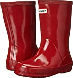 Hunter Kids' First Gloss (Toddler), Military Red, 12 M
