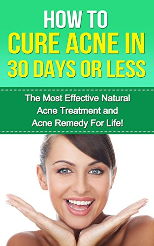 Acne Effective Natural Treatment Removal ebook product image